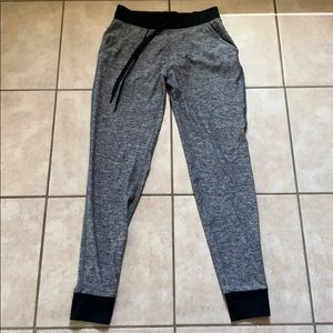 Victoria's Secret PINK Ultimate XS Grey Joggers